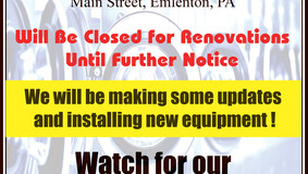 Berry's Laundromat - Closed for Renovations