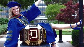 Alworth Graduates from Duquesne University