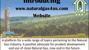 Introducing: www.naturalgas4us.com  Website