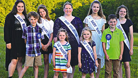 Butler County Dairy Promotion Committee Announces New Dairy Promotion Court