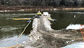 Redevelopment Works - A River Runs To It - A Guest Column