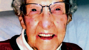 Veda McGinnis Celebrates 107th Birthday