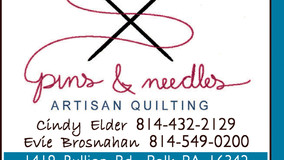 Pins & Needles - Artisan Quilting