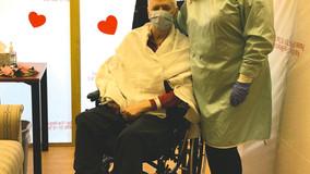 Limited Family Visitations Offered at Butler VA's Community Living Center