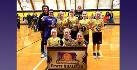 Young Lady Gremlins Earn Trip to State Qualifier