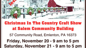 Christmas In The Country Craft Show