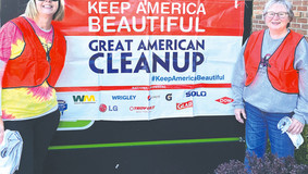 2021 Great American Cleanup of East Brady