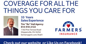 Farmers Insurance - Hall Agency