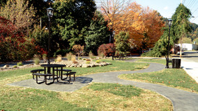 Farmers National Bank of Emlenton Creates New Green Space