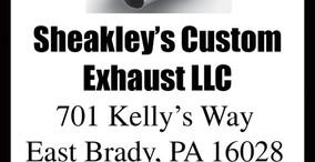Sheakley's Custom Exhaust