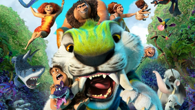 Movie Review - The Croods: A New Age