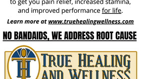True Healing and Wellness - No Bandaids, We Address The Root Cause