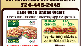 Chicora SubWay - New Protein Bowl - Take Out & Order Online