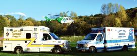 Karns City Regional Ambulance Service Holds Ribbon Cutting Ceremony
