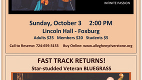 ARCA Presents - Beo String Quartet - Oct. 3rd