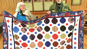 Quilts of Valor Presentations