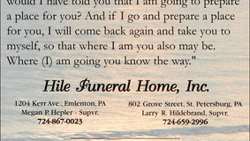 Hile Funeral Homes - Sponsor for National Breast Cancer Awareness Month