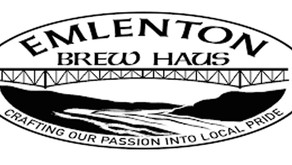 Emlenton Brew Haus - Good Luck Union/A-C Valley Football