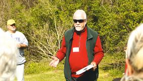 Foxburg Trailhead Groundbreaking Held