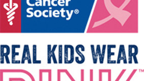 American Cancer Society Encourages Kids to Wear Pink on October 23