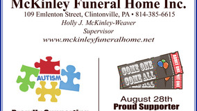 Larry E. McKinley Funeral Home, Inc. - Supporting Clintonville Community Day