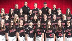 2021 Lady Warrior Softball Team