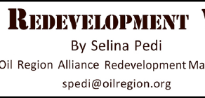Redevelopment Works: Two Updates