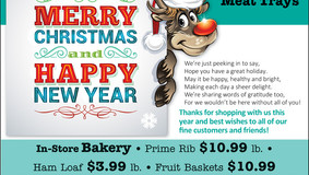 Welter's Country Market - Merry Christmas
