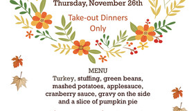 14th Annual Community Thanksgiving Dinner at Clarion's Immaculate Conception Event Center
