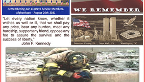 Hile Funeral Homes - Remembering Sept. 11, 2001 - PA - NY - W.D.C.