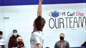 Levi Orton Becomes A-C Valley Basketball's All-Time Leading Scorer
