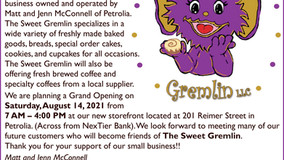 The Sweet Gremlin - Bakery - Grand Opening