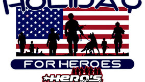 """4th Annual """"Holiday for Heroes"""" Event"""