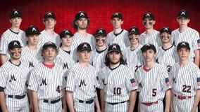 2021 Moniteau Warrior Baseball Team