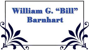"William G. ""Bill"" Barnhart"