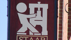Staab Typographic                        The Progress News