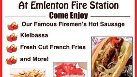Emlenton Firemen's Annual Stawberry Festival - July 9 & 10