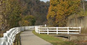 Samuel Justus Trails & Alllegheny River