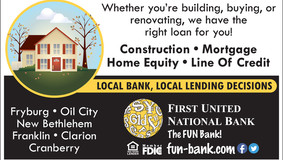 First United National Bank - Construction • Mortgage • Home Equity • Line of Credit