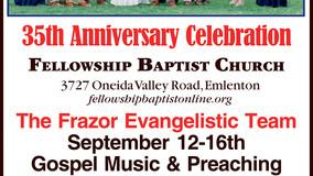 Faith Baptist Church - 35th Anniversary