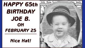 Birthday Joe