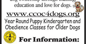 Clarion Canine Obedience Club