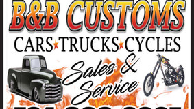 B&B Customs, Parker, PA - Now Open