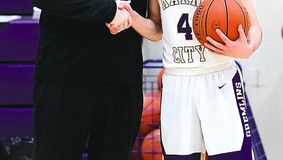 Chase Beighley Becomes Karns City's All Time Leading Basketball Scorer
