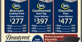 Bear's Mattress 1st - Cranberry, PA - Truckload Mattress Sale