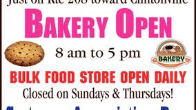 E & A Quality Bulk Foods - Bakery Open - Customer Appreciation Days