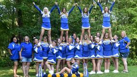 Karns City Youth - Senior Cheerleaders