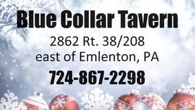 Gift Certificates Make Great Gifts - Blue Collar Tavern - The Plaza Restaurant - The Beer Garden