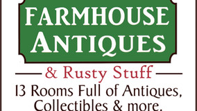 Farmhouse Antiques and Rusty Stuff - Knox, PA