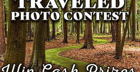 Trail Less Traveled Photo Contest